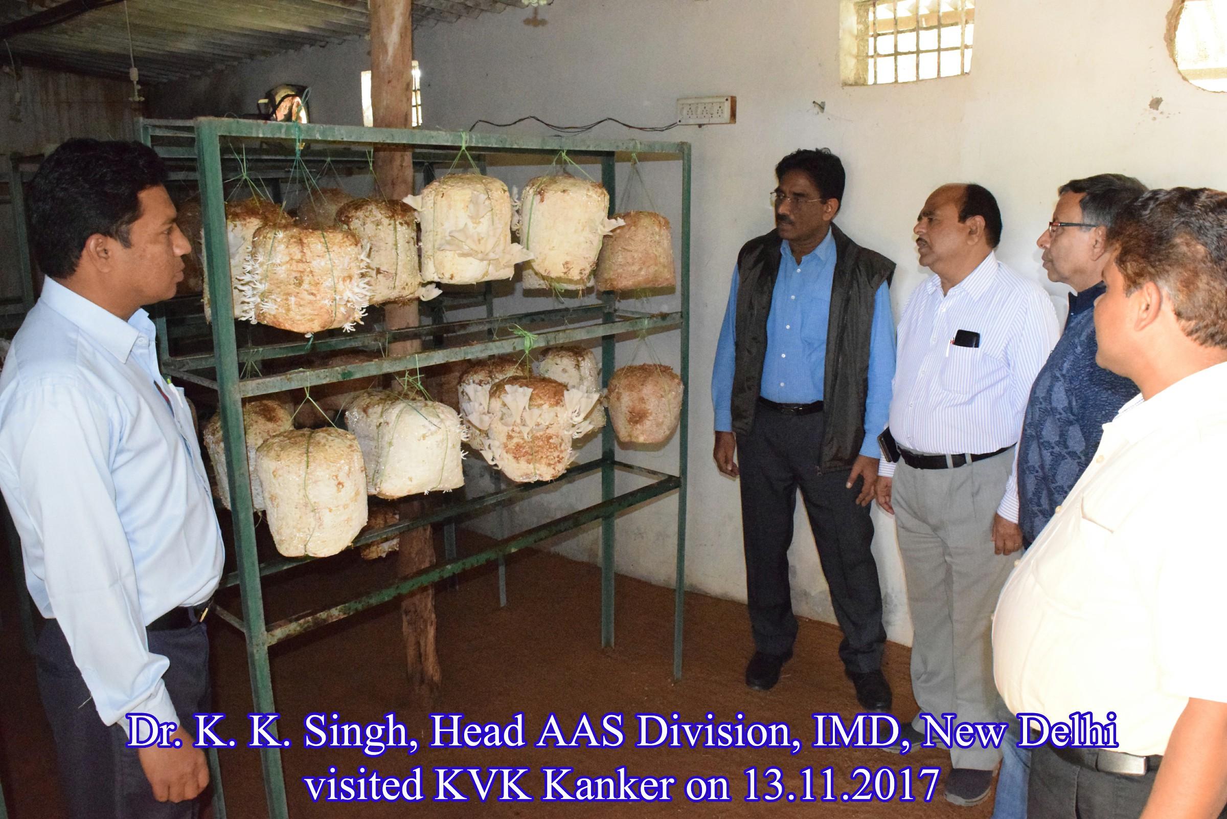 कृषि विज्ञान केंद्र, कांकेर